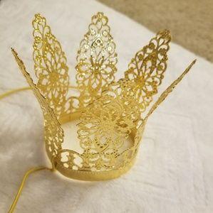 Princess Halloween Crown Headband